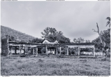 Ruined ranch-style villa in Kep, Cambodia