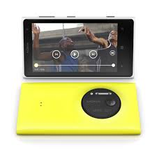 Nokia 1020 front back