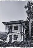 Ruined seaside villa at Kep, Cambodia