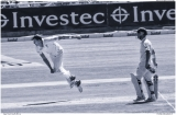 Morne Morkel in mid-air