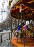 Jubilee merry-go-round