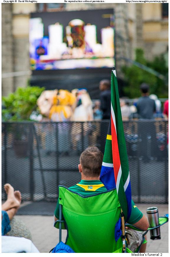 Madiba's funeral 2