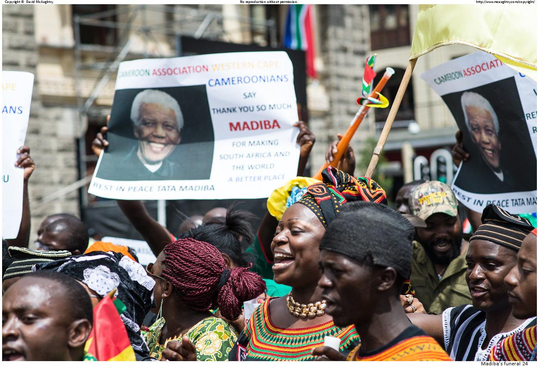 Madiba's funeral 24