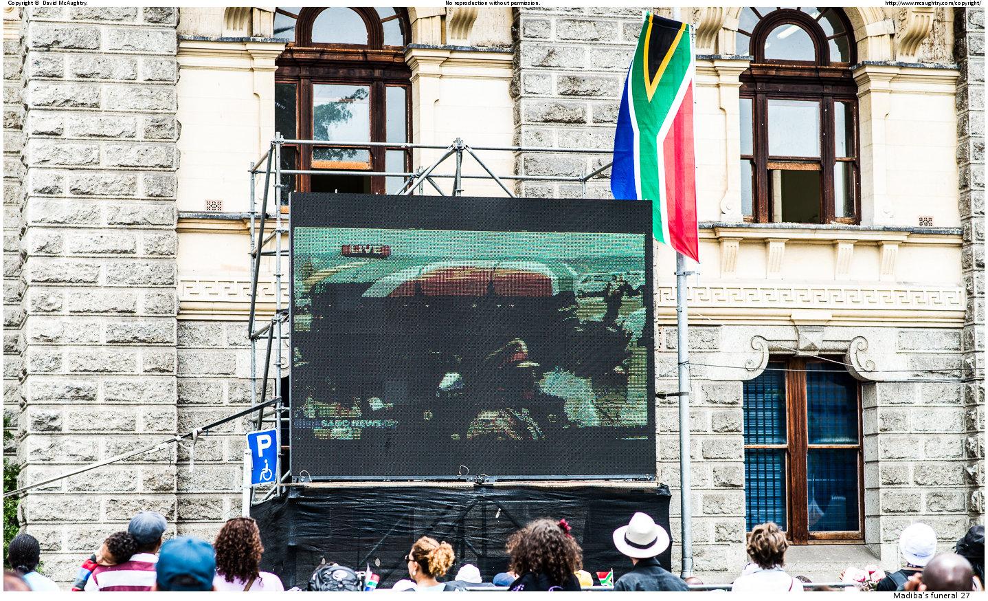 Madiba's funeral 27