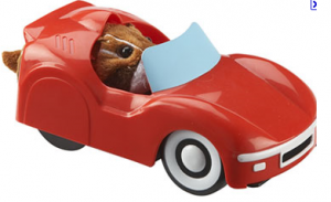 Click if you wish to purchase a powered rodent sports car