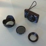 RX-100 accessories