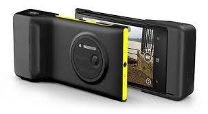 Nokia 1020 camera case