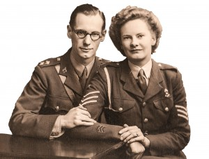 MUm and dad wartime desat 2